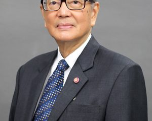 DR.Tej Bunnag Deputy Chairman of the University Council