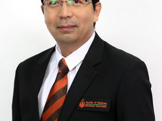 Asst. Prof. Tala Thammaroj, M.D. Acting Vice President for Administration