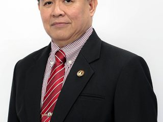 Asst. Prof. Arwut Yimtae Acting Vice President for Infrastructure and Environment