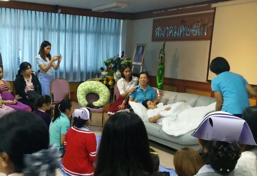 Application open now for pre-natal training for mother-to-be and family