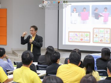 KKU expands learning innovations in schools in the North