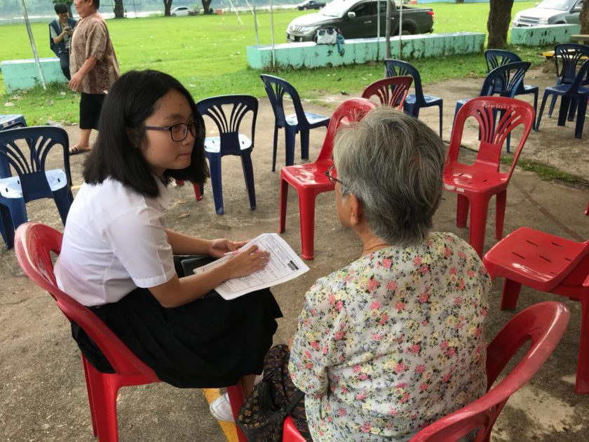 Med lecturers and students join Marginalized Doctor Camp in Bueng Kan