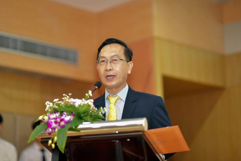 Assoc. Prof. Charnchai Panthongviriyakul