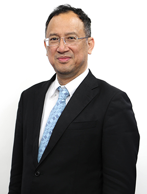 Assoc. Prof. THANACHART NUMNONDA, Ph.D.