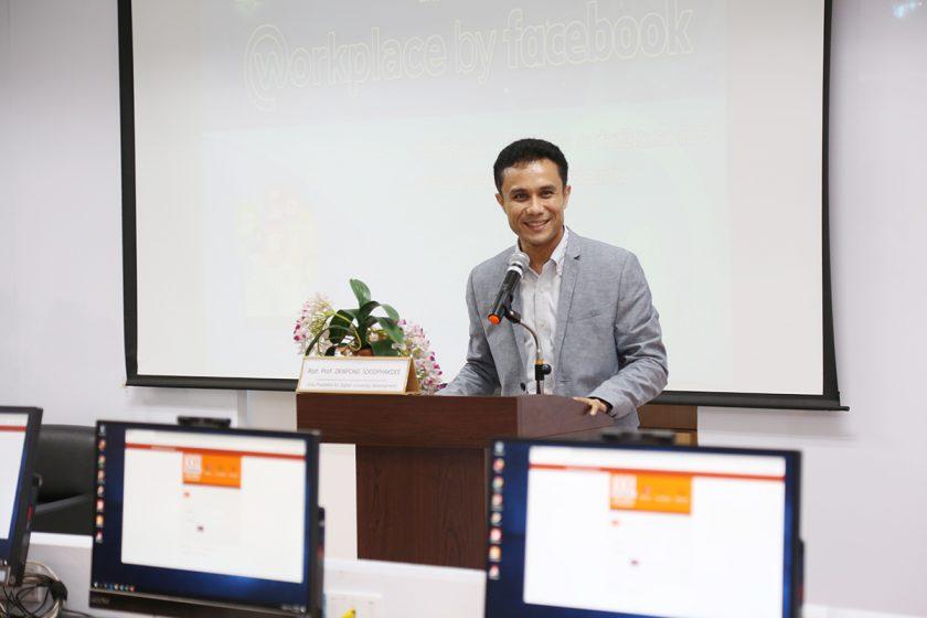 Asst. Prof. Dr. Denphong Soodpakdee