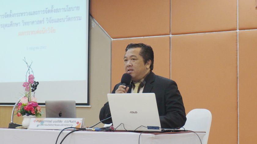 Prof. Dr. Monchai Duangchinda