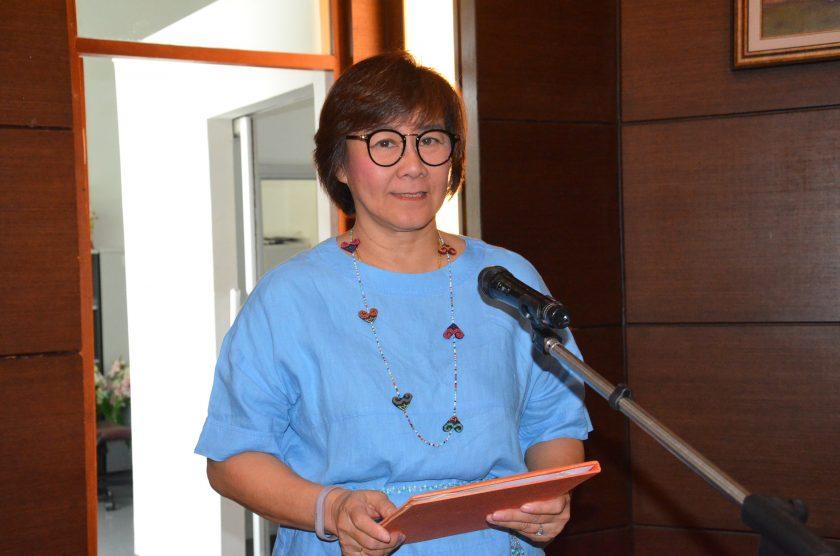 Asst. Prof. Penprapa Phetcharaburanin